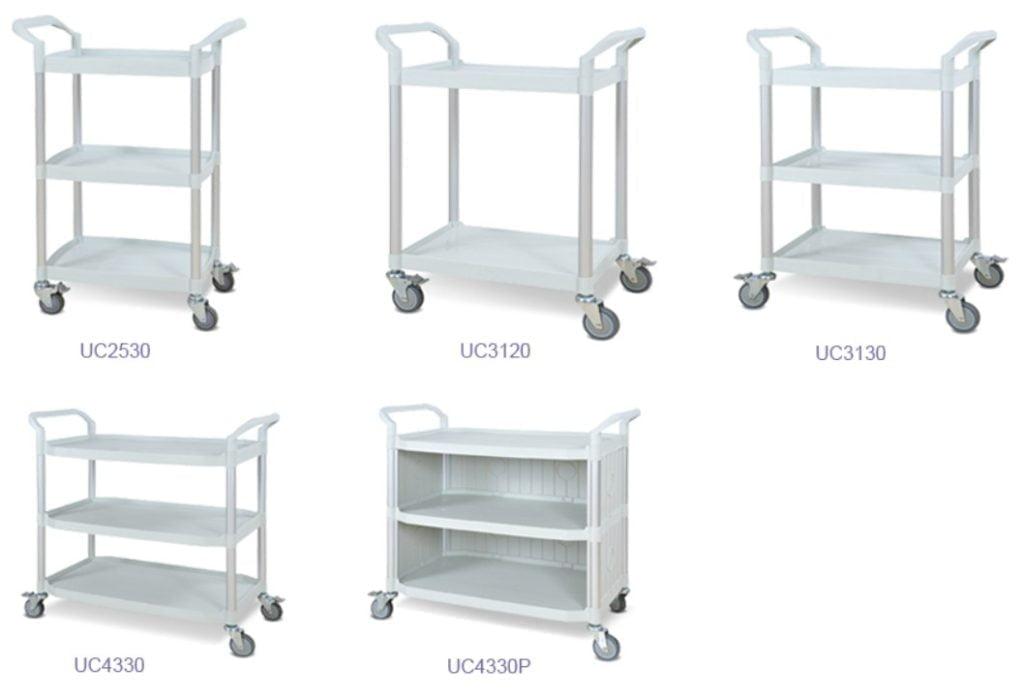 wózki UC